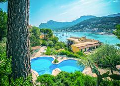 Ona Hotels Soller Bay - Adults Only - Puerto de Sóller - Piscina
