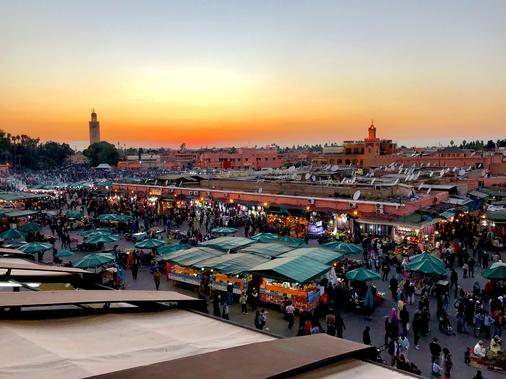 Ona Marrakech Ryads & Spa - Marrakesh - Điểm du lịch