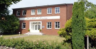 Akzent Hotel Dorn - Büsum - Toà nhà