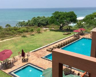 Sooriya Resort & Spa - Tangalla - Balkon