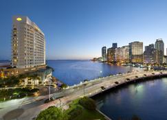 Mandarin Oriental, Miami - Miami - Edificio