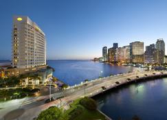 Mandarin Oriental, Miami - Miami - Byggnad