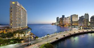 邁阿密文華東方酒店 - 邁阿密 - 建築