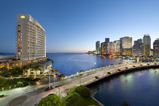 Mandarin Oriental, Miami - Miami - Building