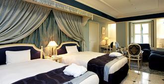 Hotel Monterey Osaka - אוסקה - חדר שינה