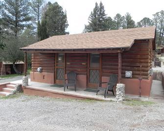 Apache Village Cabins - Ruidoso - Gebouw