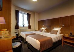 Hotel Jacobs Brugge - Bruges - Bedroom