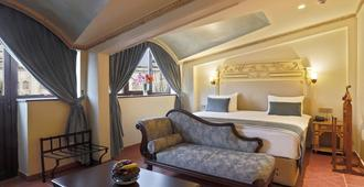 Sultanahmet Palace Hotel - Istambul - Quarto