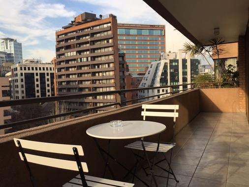 Apartamentos Costanera Centre - Santiago - Balcony