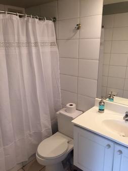 Apartamentos Costanera Centre - Santiago - Bathroom