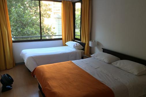 Apartamentos Costanera Centre - Santiago - Bedroom
