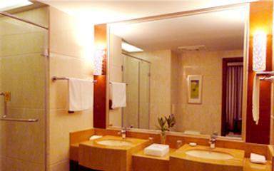 Yinchuan Shengshi Garden Hotel - Yinchuan - Bathroom