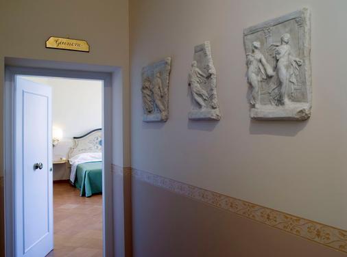 根斯茱莉亞酒店 - 羅馬 - 櫃檯