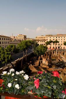 根斯茱莉亞酒店 - 羅馬 - 室外景