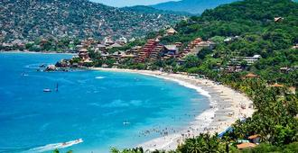 墨西哥別墅酒店 - 芝華塔尼歐 - 錫瓦塔塔內霍 - 海灘