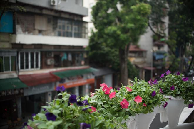 Thang Long Opera Hotel - Hà Nội - Ban công
