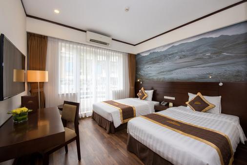 Thang Long Opera Hotel - Hà Nội - Phòng ngủ