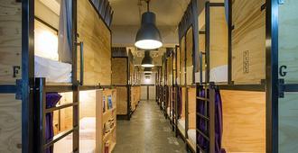 The Kitchen Hostel Ao - נאהא - חדר שינה
