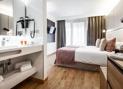 Pierre & Vacances Apartamentos Edificio Eurobuilding 2 - Madrid - Chambre