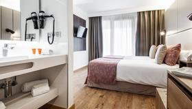 Pierre & Vacances Apartamentos Edificio Eurobuilding 2 - Madrid - Bedroom