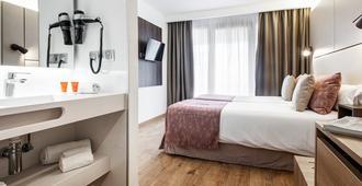 Pierre & Vacances Apartamentos Edificio Eurobuilding 2 - מדריד - חדר שינה