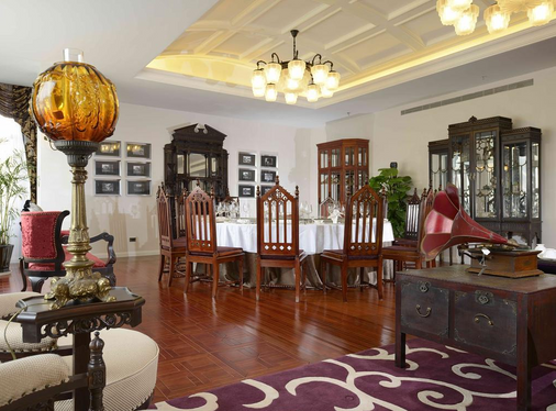The White House Hotel Guilin - กุ้ยหลิน - ห้องอาหาร