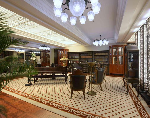 The White House Hotel Guilin - กุ้ยหลิน - เลานจ์