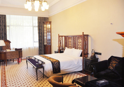 The White House Hotel Guilin - Guilin - Schlafzimmer