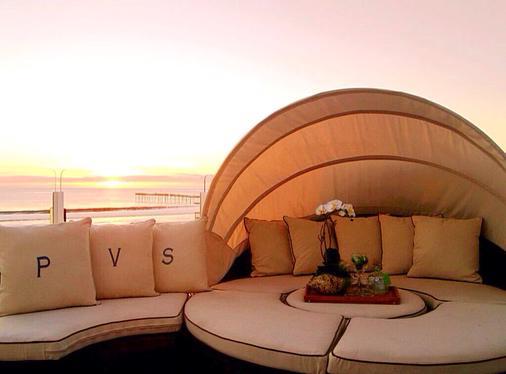 Pier View Suites - Cayucos - Balcony