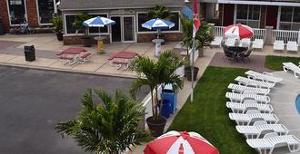 Hershey Motel - סיסייד הייטס - נוף חיצוני