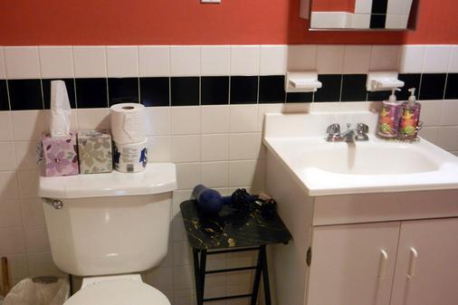 埃弗如賓館 - 紐約 - 浴室
