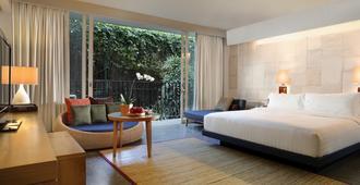U Paasha Seminyak Bali - Kuta - Bedroom
