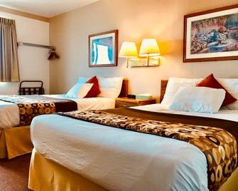 Burlington Stay Inn - Burlington - Спальня