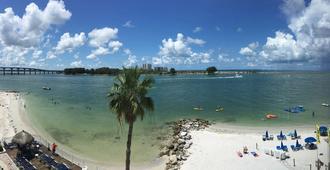 Gulfview Hotel on the Beach - Clearwater Beach - נוף חיצוני