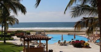 Las Villas Spa & Golf Resort By Estrella Del Mar - Μαζατλάν - Πισίνα