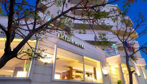 Irida Hotel - Hania - Rakennus