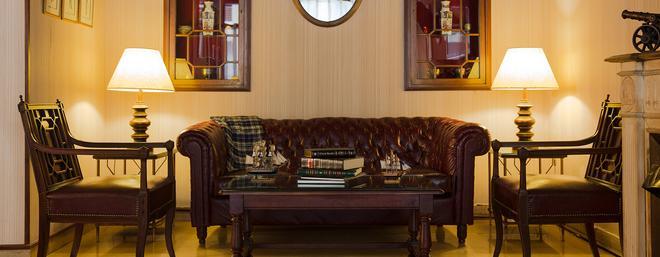 Mayflower Hotel - Beirut - Sala de estar