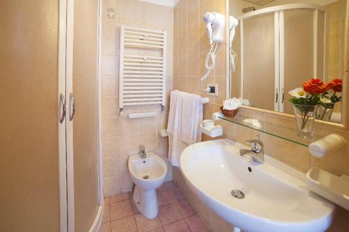 Nights In Rome Hotel - Rooma - Kylpyhuone