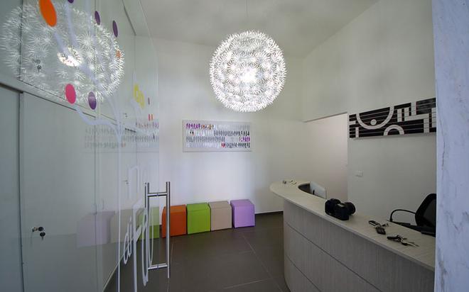 Nidi di Feo - Lecce - Front desk