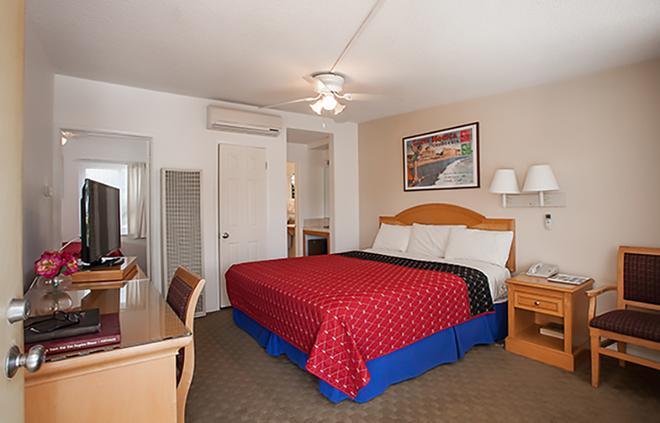 聖莫尼卡海灘海洋酒店 - 聖塔莫尼卡 - 聖塔莫尼卡 - 臥室