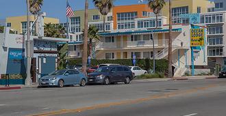 Ocean Lodge Santa Monica Beach Hotel - Santa Monica - Gebäude