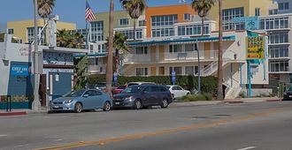Ocean Lodge Santa Monica Beach Hotel - Santa Monica - Rakennus