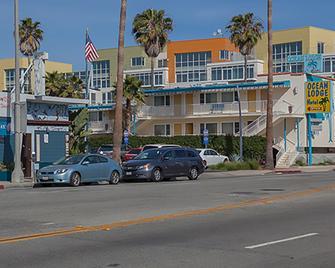 Ocean Lodge Santa Monica Beach Hotel - Σάντα Μόνικα - Κτίριο