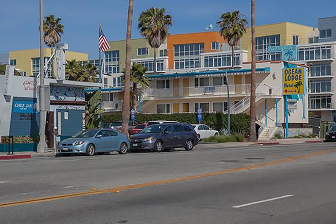 聖莫尼卡海灘海洋酒店 - 聖塔莫尼卡 - 聖塔莫尼卡 - 建築