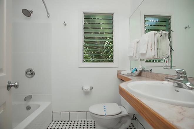 聖莫尼卡海灘海洋酒店 - 聖塔莫尼卡 - 聖塔莫尼卡 - 浴室