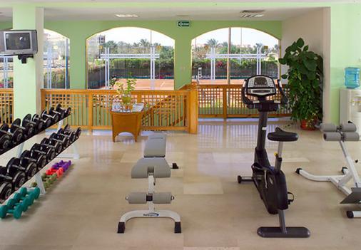 Continental Hotel Hurghada - Hurgada - Gym