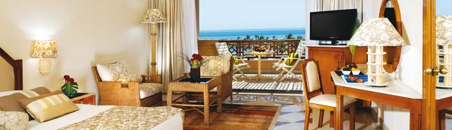 Continental Hotel Hurghada - Hurghada - Bedroom