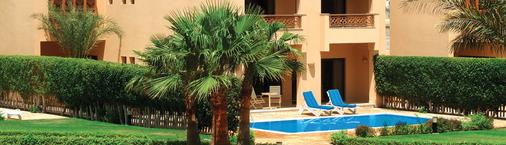 Continental Hotel Hurghada - Hurgada - Piscina