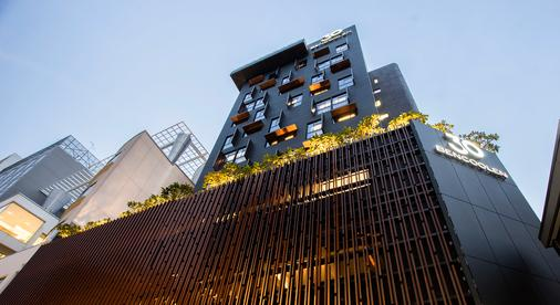 30 Bencoolen - Singapore - Toà nhà