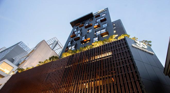 30 Bencoolen - Singapore - Building